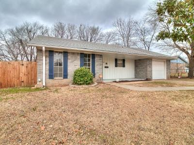 Norman Single Family Home For Sale: 1417 Morren Drive