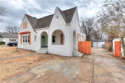 Single Family Home For Sale: 15 E Drummond Street