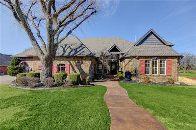 Edmond Single Family Home For Sale: 3317 Heritage Green Trail