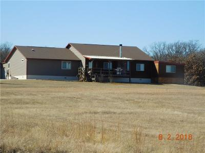 Lincoln County Single Family Home For Sale: 101771 S 3560 Road