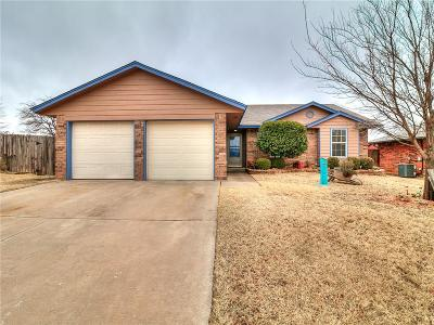Moore Single Family Home For Sale: 1701 SE 13th