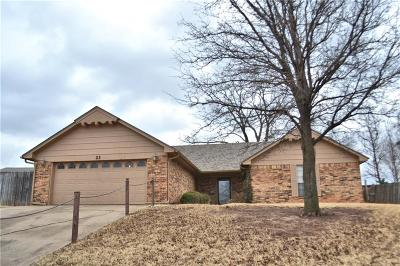Shawnee Single Family Home For Sale: 23 Crown Point