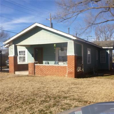 Beckham County Single Family Home For Sale: 107 W B Avenue
