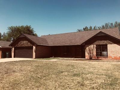 Oklahoma City Single Family Home For Sale: 8217 Willow Creek