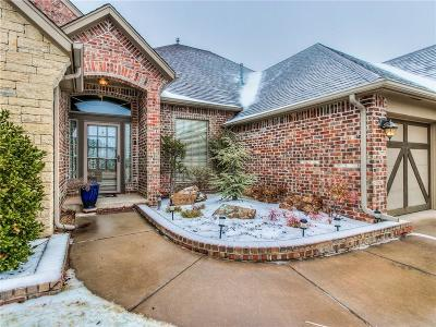 Edmond Single Family Home For Sale: 2408 Redrock Drive