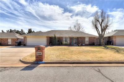 Oklahoma City Single Family Home For Sale: 5408 NW 109th Street