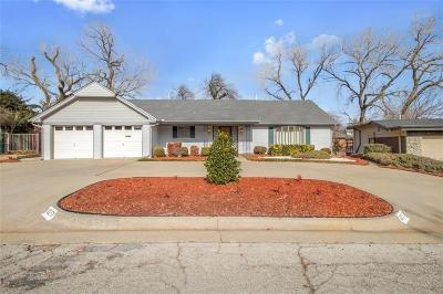 Oklahoma City Single Family Home For Sale: 6217 Kingston Road