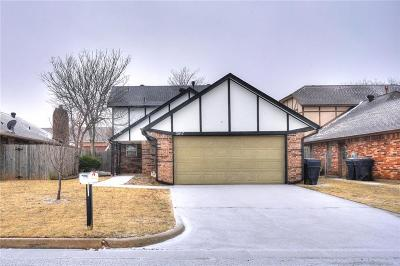 Oklahoma City Single Family Home For Sale: 3817 Windswest Court