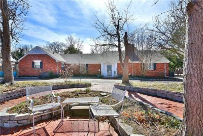 Nichols Hills Single Family Home For Sale: 1802 Guilford Lane
