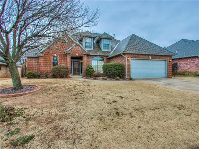 Single Family Home For Sale: 3612 Quail Springs