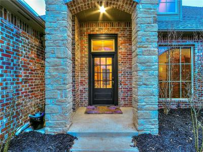 Edmond Single Family Home For Sale: 1324 Briar Forest