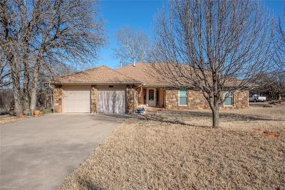 Guthrie Single Family Home For Sale: 11104 Murray Drive