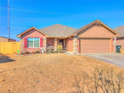Norman OK Single Family Home For Sale: $190,000