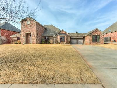 Edmond Single Family Home For Sale: 1109 Wb Meyer Parkway