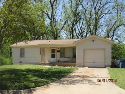 Midwest City OK Rental For Rent: $650