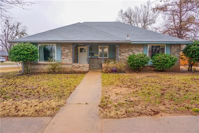 Norman Single Family Home For Sale: 1931 Vine Street
