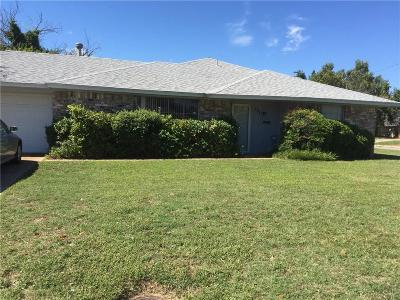 Oklahoma County Multi Family Home For Sale: 1917 N Moulton Court