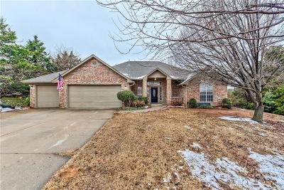 Edmond Single Family Home For Sale: 9125 Red Cedar Lane