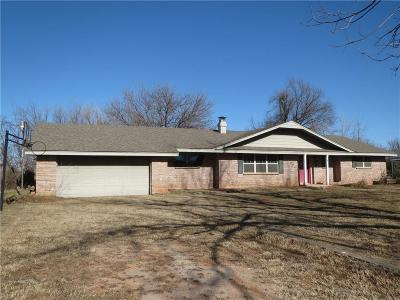 Mustang OK Single Family Home Sale Pending: $154,900