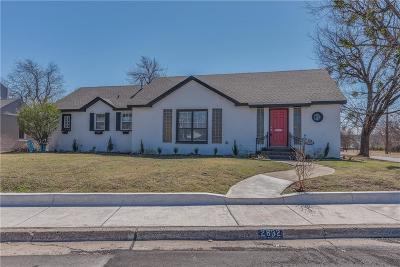 Oklahoma City OK Single Family Home For Sale: $224,000