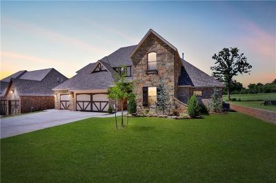 Edmond Single Family Home For Sale: 4209 Carmina Drive