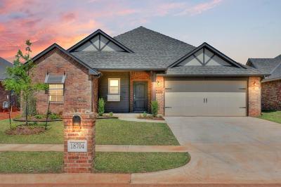 Edmond OK Single Family Home For Sale: $232,500