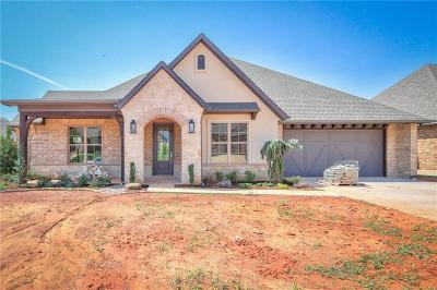 Edmond Single Family Home For Sale: 5216 NW 158th Street