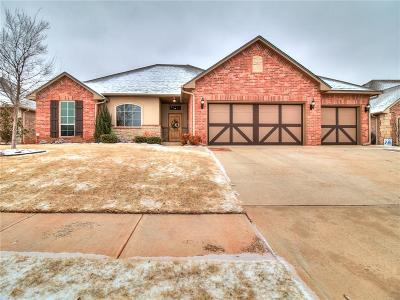 Edmond Single Family Home For Sale: 4705 NW 159th Street