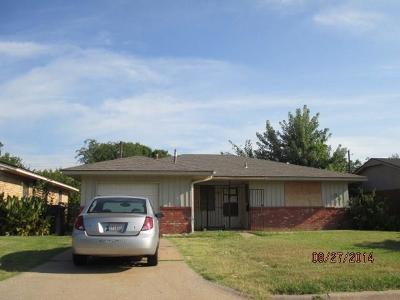 Oklahoma City Single Family Home For Sale: 329 NW 86th