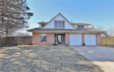 Oklahoma City Single Family Home For Sale: 5005 Union Circle