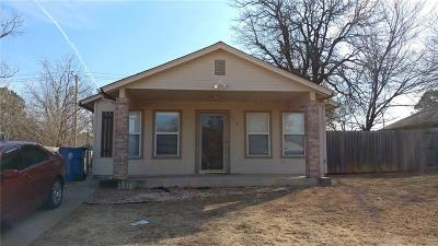 Midwest City Single Family Home For Sale: 1512 Patricia Drive