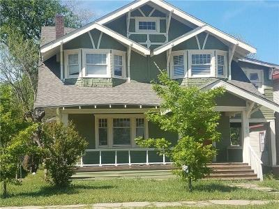 Oklahoma City Single Family Home For Sale: 1423 NW 31st Street