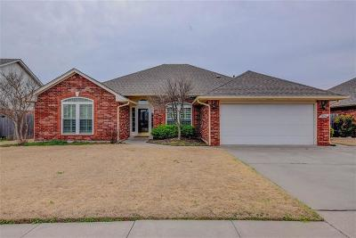 Norman Single Family Home For Sale: 3604 Crail Drive