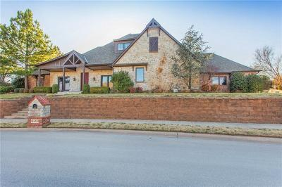 Edmond Single Family Home For Sale: 4209 The Ranch Road