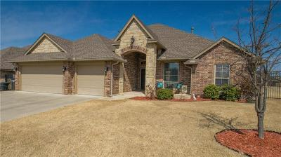 Moore Single Family Home For Sale: 3417 Windmilll Road