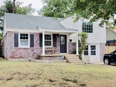 Oklahoma City OK Single Family Home For Sale: $99,900