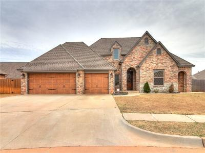 Edmond Single Family Home For Sale: 904 NW 196th Place