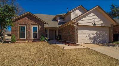 Edmond Single Family Home For Sale: 16932 Applewood Drive