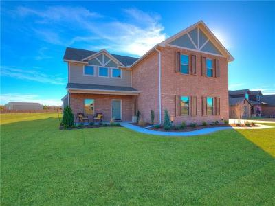 Edmond Single Family Home For Sale: 10860 Starboard Way