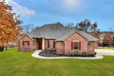 Guthrie Single Family Home For Sale: 5505 Buffalo Hill