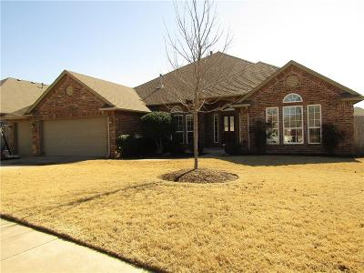 Edmond Single Family Home For Sale: 15809 Harts Mill Road