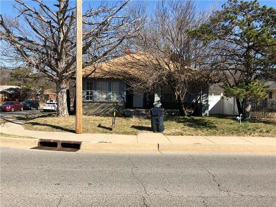 Oklahoma City Single Family Home For Sale: 1124 N Lottie