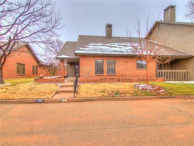 Oklahoma City Condo/Townhouse For Sale: 11300 N Pennsylvania Avenue #188