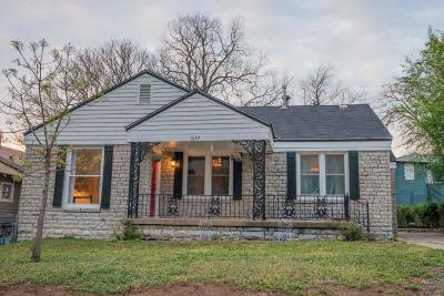 Oklahoma City Single Family Home For Sale: 1637 NW 11th Street