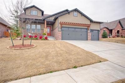 Canadian County, Oklahoma County Single Family Home For Sale: 1517 Church Street