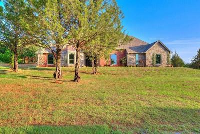 Single Family Home For Sale: 8425 Persimmon Hill