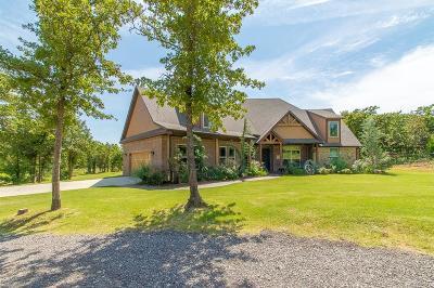 Oklahoma City Single Family Home For Sale: 12350 Ruff Road