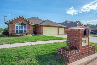 Del City Single Family Home For Sale: 5001 Gina Circle