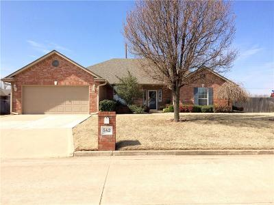 Shawnee Single Family Home For Sale: 542 Lakeside Court