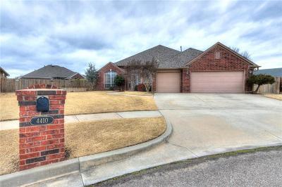 Norman Single Family Home For Sale: 4410 Pennington Court